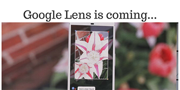 What is Google Lens?