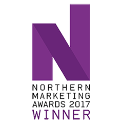 Northern Marketing Awards Winner