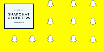 Snapchat Marketing: How to use Snapchat geofilters