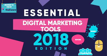 Tools Every Digital Marketer Needs to Have in 2018