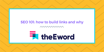 SEO 101: how to build links and why