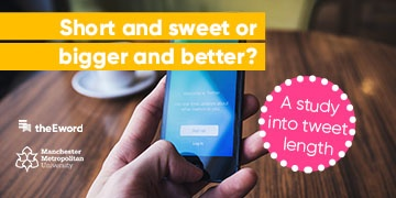 Short and sweet or bigger and better?–a study into tweet length